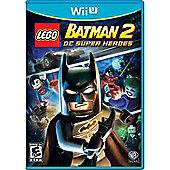 Lego Batman 2 Dc Super Heroes Wii U