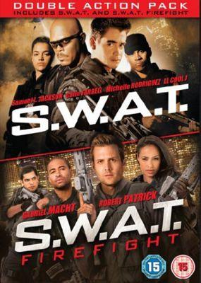 Swat & Swat Firefight (DVD Boxset)