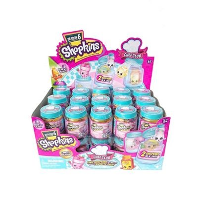 Shopkins Chef Club 2 Pack CDU (30 Packs Supplied)