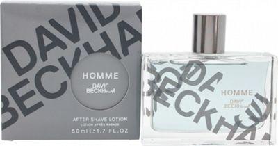 David Beckham Homme Aftershave Lotion 50ml Splash For Men