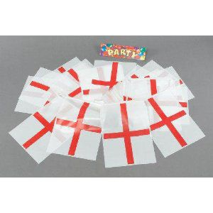 Bunting.St.George 7mx25 flags