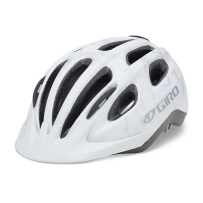Giro Venus II Womens Road Bike Helmet White/Silver