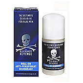 Bluebeards Revenge Silver Tech Anti-Perspirant / Deodorant 50ml