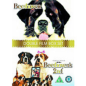 Beethoven 1 And 2 Double Pack (DVD)