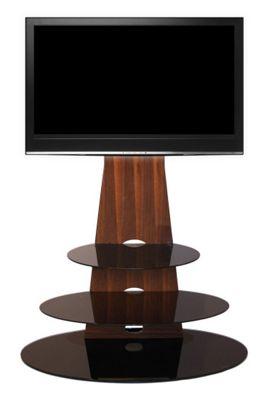 Gecko Orbit TV Stand - Walnut