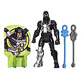 Marvel Ultimate Spider-Man Web Warriors - Agent Venom Figure