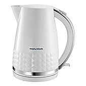 Morphy Richards-108263 Dimensions Jug Kettle with 1.5L Capacity and 3100W Power in White