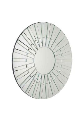 Electra Round Wall Mirror