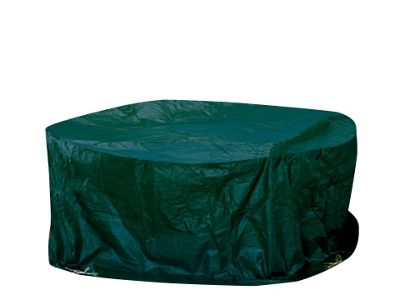 Gardman Medium Round Patio Set Cover, 184 x 98cm