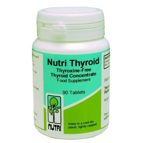 Nutri Ltd Nutri Thyroid Tablets