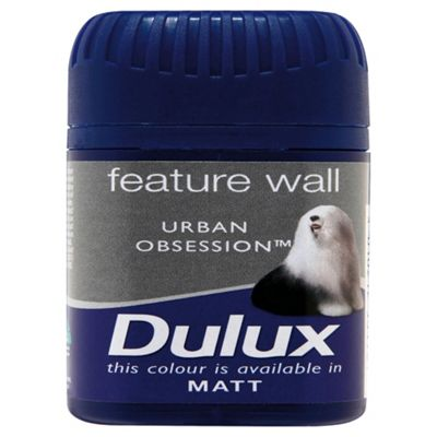 Dulux Feature Wall Tester Urban Obsession 50Ml