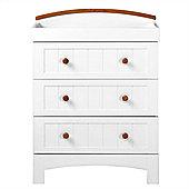 East Coast Coast Dresser - Sailcloth/Ivory