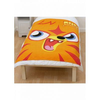 Moshi Monsters 'Monsters' Katsuma Panel Fleece Blanket