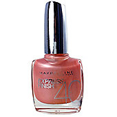 Maybelline Express Finish 40 Seconds Nail Polish 10ml-405 Pearly Pastel