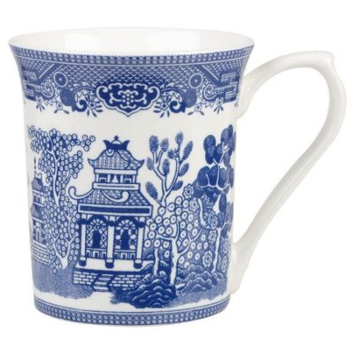 Churchill China Blue Story Blue Willow Royale Mug 0.22L
