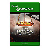 For Honor Currency pack 5000 Steel credits DIGITAL CARDS (Digital Download Code)