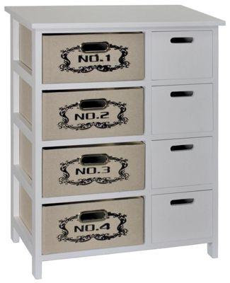 8 Drawer Storage