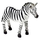 Realistic Zebra Foal Figurine Toy by Animal Planet
