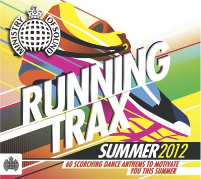Running Trax Summer 2012 (3CD)