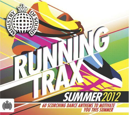 Running Trax Summer 2012 (3CD)