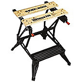BLACK+DECKER Dual Height Workmate WM536