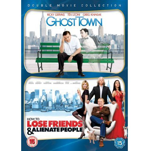 How To Lose Friends & Alienate People/Ghost Town (DVD Boxset)