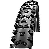 Schwalbe Space Tyre: 26 x 2.35 Black Wired. HS 326, 60-559, Active Line, Puncture Protection