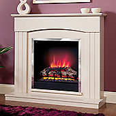 Linmere 2kW Electric Fireplace