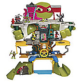 Teenage Mutant Ninja Turtles Sewer Adventure Playset