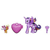 My Little Pony Rainbow Power - Princess Twilight Sparkle & Sunset Breezie
