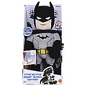 DC Super Friends Interactive Power Punch Batman Soft Toy