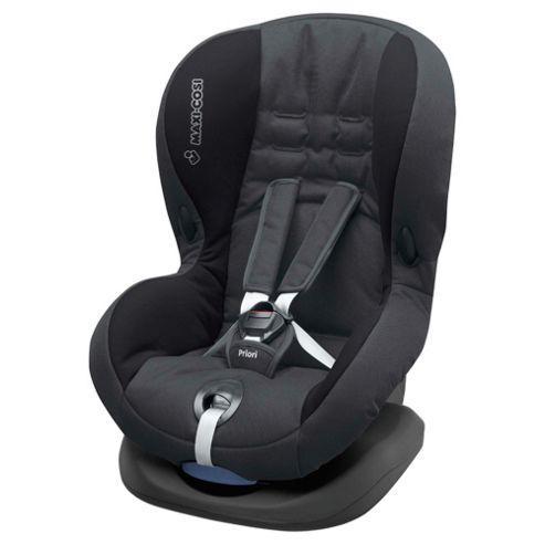 Maxi Cosi Priori SPS Car Seat, Group 1, Stone