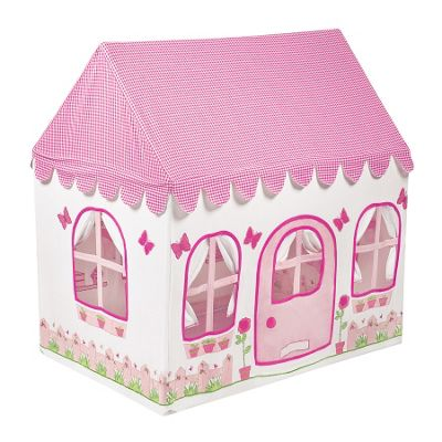 Rose Cottage u0026 Tea House 2-in-1 Playhouse Tent  sc 1 st  Tesco & Buy Rose Cottage u0026 Tea House 2-in-1 Playhouse Tent from our Play ...