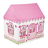 Rose Cottage & Tea House 2-in-1 Playhouse Tent