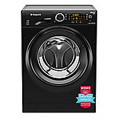Hotpoint Ultima S-Line Washing Machine, RPD10457 JKK UK, 10KG load, with 1400 rpm - Black