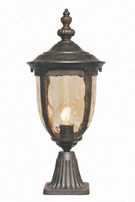 Elstead Lighting Cleveland Pedestal Lantern - Medium