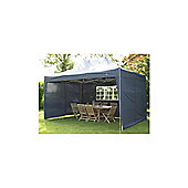 Airwave Pop Up Gazebo Fully Waterproof 4.5x3m in Blue