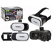 iTech VR Deluxe 3D Virtual Reality Headset