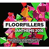 FLOORFILLERS ANNUAL 2016 2CD
