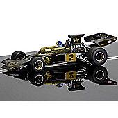 SCALEXTRIC Slot Car C3703A Legends Team Lotus 72 (black/gold)