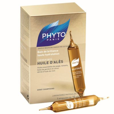 Phyto Huile D'Ales Intense Hydrating Oil Treatment 5