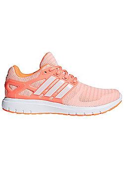 adidas Energy Cloud 2 Womens Neutral Running Trainer Shoe Orange - Orange