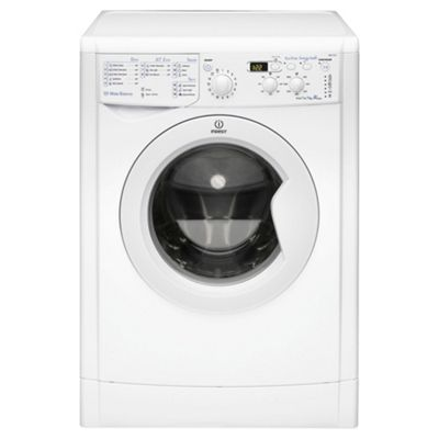 Indesit IWD71451 ECO Washing Machine , 7Kg Load, 1400 RPM Spin, White