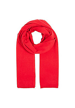 F&F Cashmere Scarf - Red