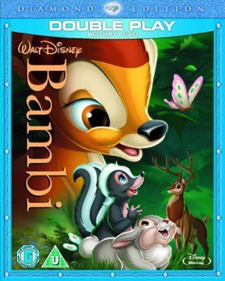 Bambi Diamond Edition Double Play (Blu-ray)