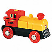 Brio Two Way Battery Powered Wooden Engine