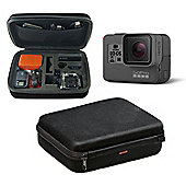 Navitech Black Shock Proof Hard Storage Case / Cover For the GoPro Hero 5