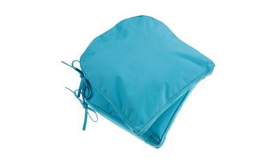 Kaikoo Outdoor Seat Pads Turquoise 4 Pack