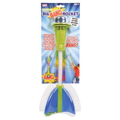Wicked Light Up Big Bang Rocket