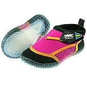 Swimpy Beach Shoes Pink Euro 24/25:GB C7-C8